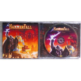 Cd Hammerfall One Crimson Live Frete Grátis Duplo
