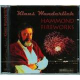 Cd Hammond Fireworks 1klaus Wunderlich