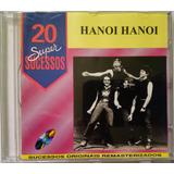 Cd Hanoi Hanoi   20 Super Sucessos