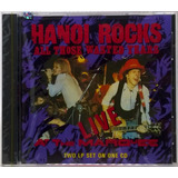 Cd Hanoi Rocks All Those Wasted Years 1991 Importado Lacrado
