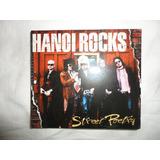 Cd Hanoi Rocks Digipack   Street Poetry Importado   Novo