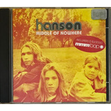 Cd Hanson Middle Of Nowhere Mmm Bop 1987 Poly   B9