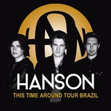 Cd Hanson Tour Brazil   Out Walk It s This Boomerang Middle