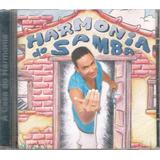 Cd Harmonia Do Samba ¿ A Casa Do Harmonia
