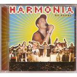 Cd Harmonia Do Samba   Nova Dança