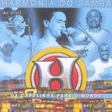Cd Harmonia Do Samba Da Capelinha Para O Mundo