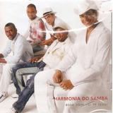Cd Harmonia Do Samba Esse Som Vai Te Levar