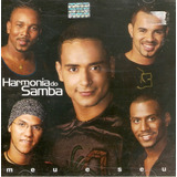 Cd Harmonia Do Samba Meu E Seu   Novo