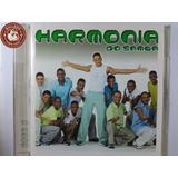 Cd Harmonia Do Samba O Rodo   Ganha Caixa   B6