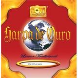 Cd Harpa De Ouro   Voz E Playback Volume 15