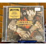 Cd Hellyeah   Band Of Brothers Lacrado Imp Pantera Mudvayne