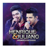 Cd Henrique E Juliano   Grandes Sucessos