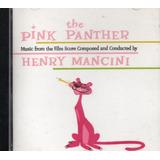 Cd Henry Mancini   The Pink Panther Tso