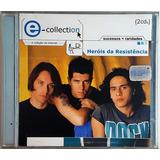 Cd Herois Da Resistencia   E Collection   Ic