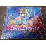 Cd High School Muscal 2 Non stop Dance Party Novo E Lacrado
