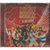 Cd High School Musical   A Seleção