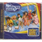 Cd High School Musical 2   Karaoke Series