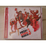 Cd High School Musical 3  novo