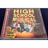 Cd High School Musical Autografado   Queima De Estoque