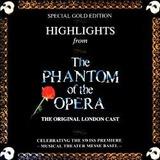 Cd Highlights From The Phantom Of The Opera   Importado