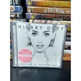 Cd Hilary Duff  Breathe In Breathe Out Novo Lacrado Original
