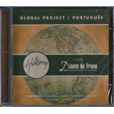 Cd Hillsong Global Project I Diante Do Trono Bl03