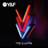 Cd Hillsong Young & Free   This Is Living  2015    Lacrado