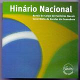 Cd Hinário Nacional   Coral Misto De Escolas Da Guanabara