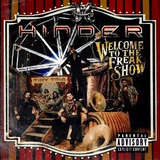 Cd Hinder welcome To The Freak Show Importado