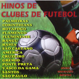 Cd Hinos De Clubes De Futebol   Varios