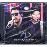 Cd Hnrique E Diego   Tempo Certo Ao Vivo   Original E Lacrad