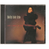 Cd Holly Cole Trio   Don t Smoke In Bed  I Can See Clearly N