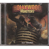 Cd Hollywood Monster   Don Ayre     Big Trouble   Imp  Usa