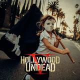 Cd Hollywood Undead Five Novo Lacrado   Encomenda