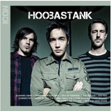 Cd Hoobastank   Icon novo lacrado