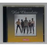Cd Hot Chocolate The Best Of   Importado   Seminovo