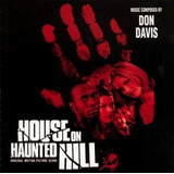 Cd House On Haunted Hill Soundtrack Dan Davis   Usa