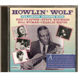 Cd Howlin  Wolf   The London Sessions With   Novo
