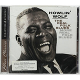 Cd Howlin  Wolf   The Real Folk Blues   More Real Folk Blues