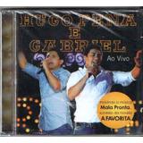 Cd Hugo Pena E Gabriel Ao Vivo   Original   Lacrado