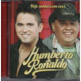 Cd Humberto E Ronaldo   Hoje Sonhei Com Você