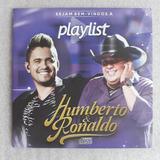 Cd Humberto E Ronaldo Sejam Bem Vindos Á Playlist