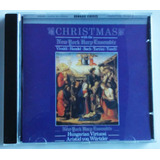 Cd Hungria Classics Christmas With The New York Harp Ensembl
