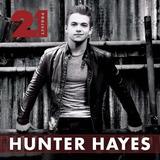 Cd Hunter Hayes 21 Project {import} Novo Lacrado