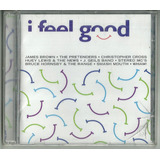Cd I Feel Good James Brown Christopher Cross Wax Lacrado