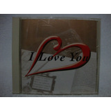 Cd I Love You  Importado   Japão   Bangles  Manhattans