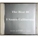 Cd I Santo California   The Best Of   Ha