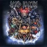 Cd Iced Earth   Tribute To The Gods