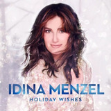 Cd Idina Menzel Holiday Wishes   Original Lacrado 1º Lote