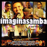 Cd Imaginasamba   Ao Vivo   Novo E Lacrado